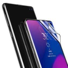 BASEUS Full-screen 3D Foiia za Samsung Galaxy S10, črna
