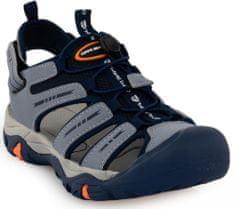 ALPINE PRO dětská letní obuv Liono 35 modrá