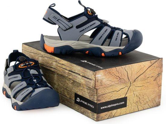 ALPINE PRO detská letná obuv Liono