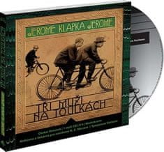 Tympanum Brousek Otakar starší - Jerome: Tři muži na toulkách (MP3-CD), CD