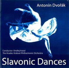 Filharmonie Hradec Králové: Slovanské tance - CD