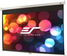 """Elite Screens redőny, 187 × 332 cm, 150 """", 16:9 (M150XWH2)"""