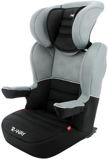 Nania avtosedež R-Way Isofix Grey Luxe 2020