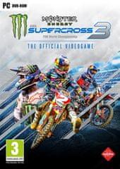 Milestone Monster Energy Supercross 3 - The Official Videogame igra (PC)