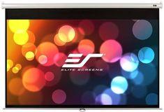 """Elite Screens roleta, 168 × 298 cm, 135"""", 16: 9 (M135XWH2)"""