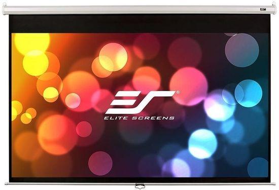 """Elite Screens roleta do projektora 168×298 cm, 135"""", 16:9"""