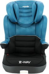 Nania R-WAY ISOFIX BLUE LUXE 2020