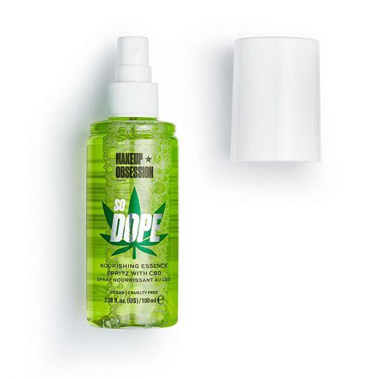 Makeup Obsession Tápláló arc spray Makeup Obsession So Dope (Nourishing Essence Spritz) 100 ml