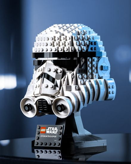 LEGO model Star Wars™ 75276 Helma stormtroopera