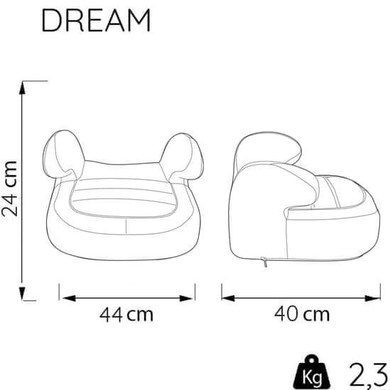 Nania otroški sedež Dream Linea