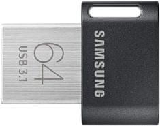 SAMSUNG USB 3.1 Flash Disk FIT Plus 64GB (MUF-64AB/APC)