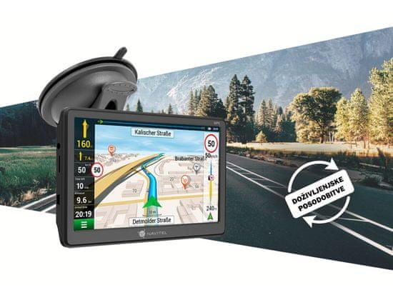 Navitel nawigacja samochodowa E707 Magnetic