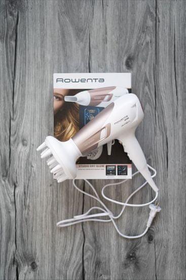 Rowenta CV5830F0 Studio Dry Glow sušilnik za lase