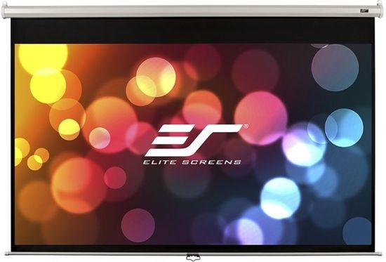 """Elite Screens roleta, 149 × 266 cm, 120"""", 16: 9 (M120XWH2)"""
