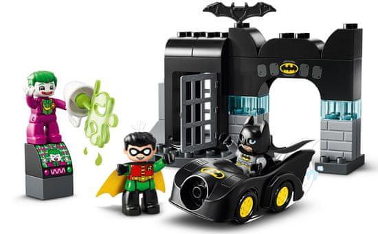 LEGO Duplo 10919 Batmanova jama