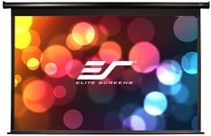 "Elite Screens elektrická roleta, 125 × 221 cm, 100"", 16:9 (ELECTRIC100H)"