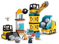 LEGO Duplo® Town 10932 Rušenje na gradbišču