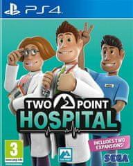 Sega Two Point Hospital igra (PS4)
