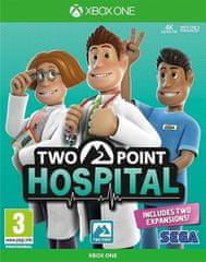 Sega Two Point Hospital igra (Xbox One)