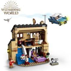 LEGO Harry Potter 75968 Zobí ulice 4