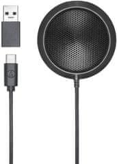 Audio-Technica ATR4697-USB mikrofon, črn - Odprta embalaža