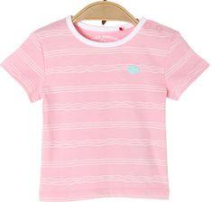 s.Oliver dívčí tričko 50/56, růžová