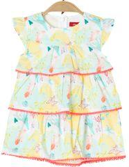 s.Oliver dievčenské šaty 68, viacfarebná