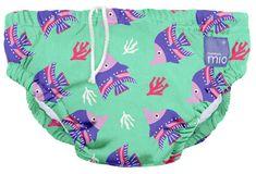 Bambinomio strój kąpielowy dla niemowląt Electro Fish rozm. S