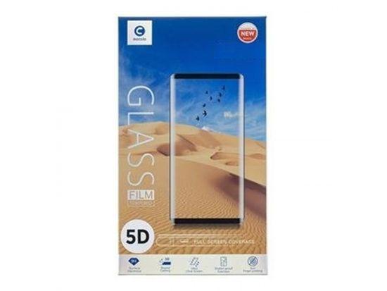 Mocolo Mocolo 5D Tvrzené Sklo Black pro Samsung Galaxy A50/A30, 8596311065668 + DÁREK Noosy 3 x Adaptér na Sim karty 25481.