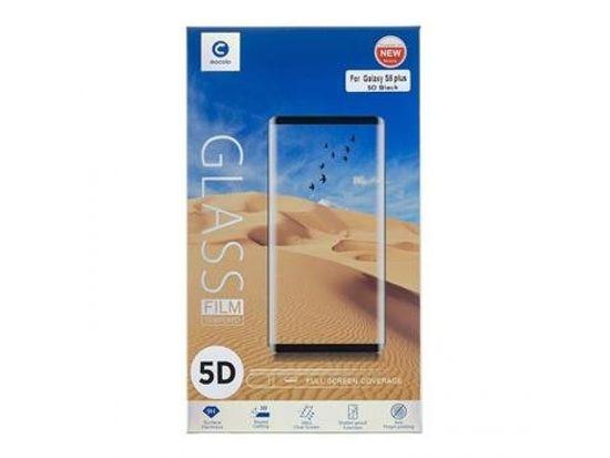 Mocolo Mocolo 5D Tvrzené Sklo Black pro Samsung Galaxy A10, 2447691 + DÁREK Noosy 3 x Adaptér na Sim karty 25481.