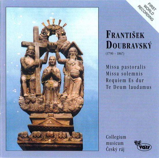 Collegium musicum Český ráj: František Doubravský - CD