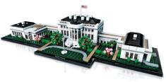 LEGO Architecture 21054 bela hiša
