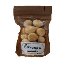 Pražírna Drahonice Citronové sušenky se zázvorem 100g