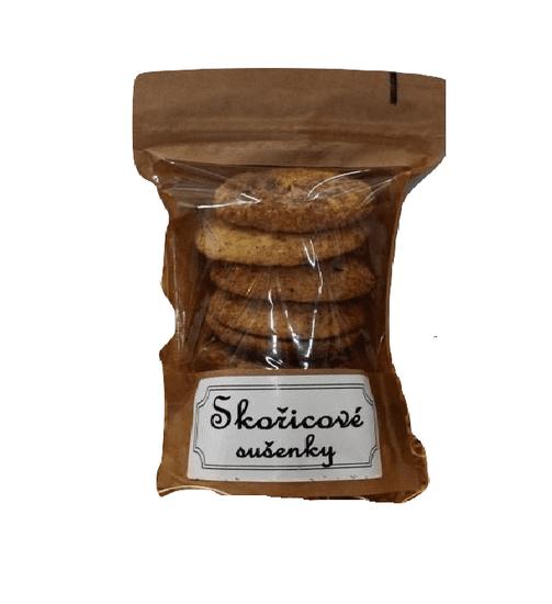 Pražírna Drahonice Skořicové sušenky 80g