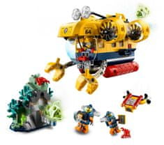 LEGO City 60264 Oceanska podmornica