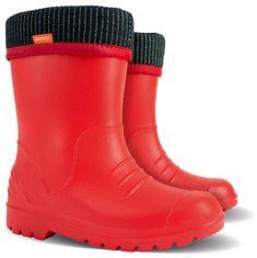Demar izolirani dekliški škornji DINO B, 34/35, rdeči