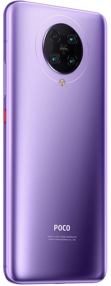 Xiaomi Poco F2 Pro, 6GB/128GB, Electric Purple - zánovní