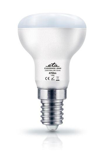 ETA LED žarulja, R50, E14, 6 W, neutralno bijela