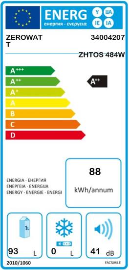 Zerowatt ZHTOS 484W