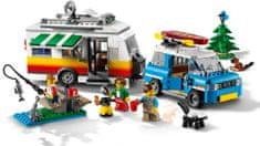 LEGO Creator 31108 Rodzinne wakacje w przyczepie kempingowej