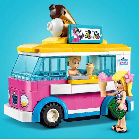 LEGO zestaw Friends 41430 Letnia zabawa w parku wodnym