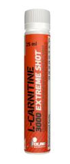 Olimp L-Carnitine 3000 Extreme Shot Příchuť Pomeranč - 25ml