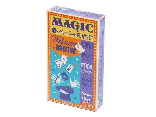Fun2 Give Magic tricks (kouzla)