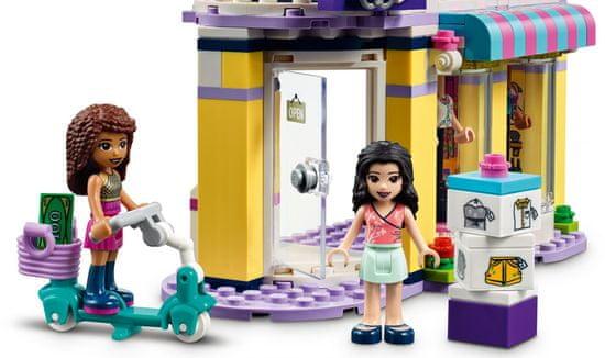 LEGO Friends 41427 Emma in njena trgovina z oblačili