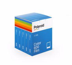 POLAROID 600 film, barvni, 40 fotografij
