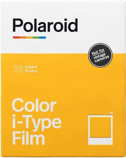 POLAROID iType film, barvni, dvojno pakiranje