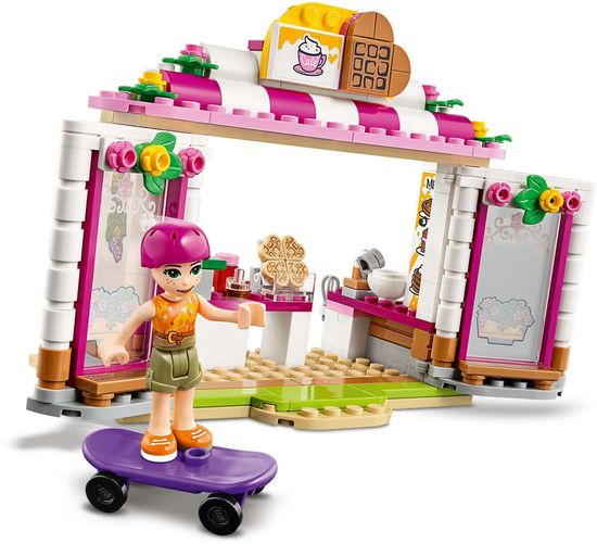 LEGO zestaw Friends 41426 Parkowa kawiarnia w Heartlake