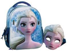 GIM Baťůžek junior Frozen Elsa s maskou