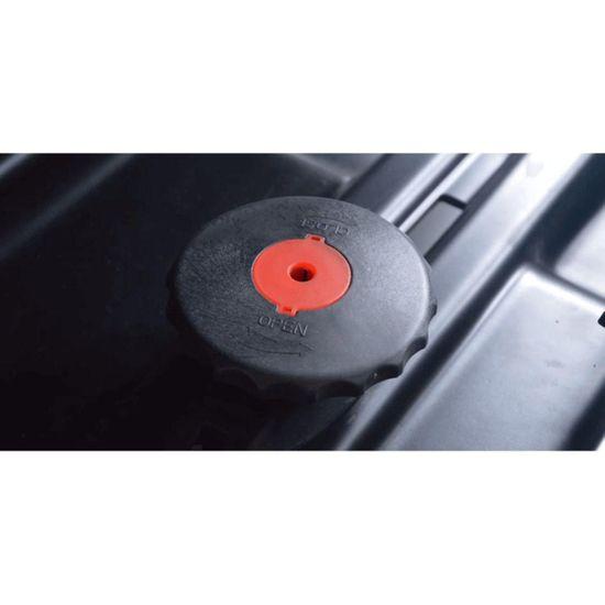 Menabo Střešní box Diamond 500 Black - objem 500l / oboustranné otevírání / černý