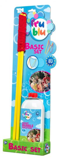Fru Blu Set Osnovni Mega baloni in milnica 500ml
